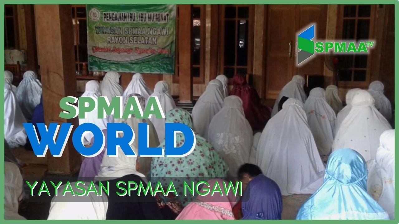 Profil Cabang – Yayasan SPMAA NGAWI