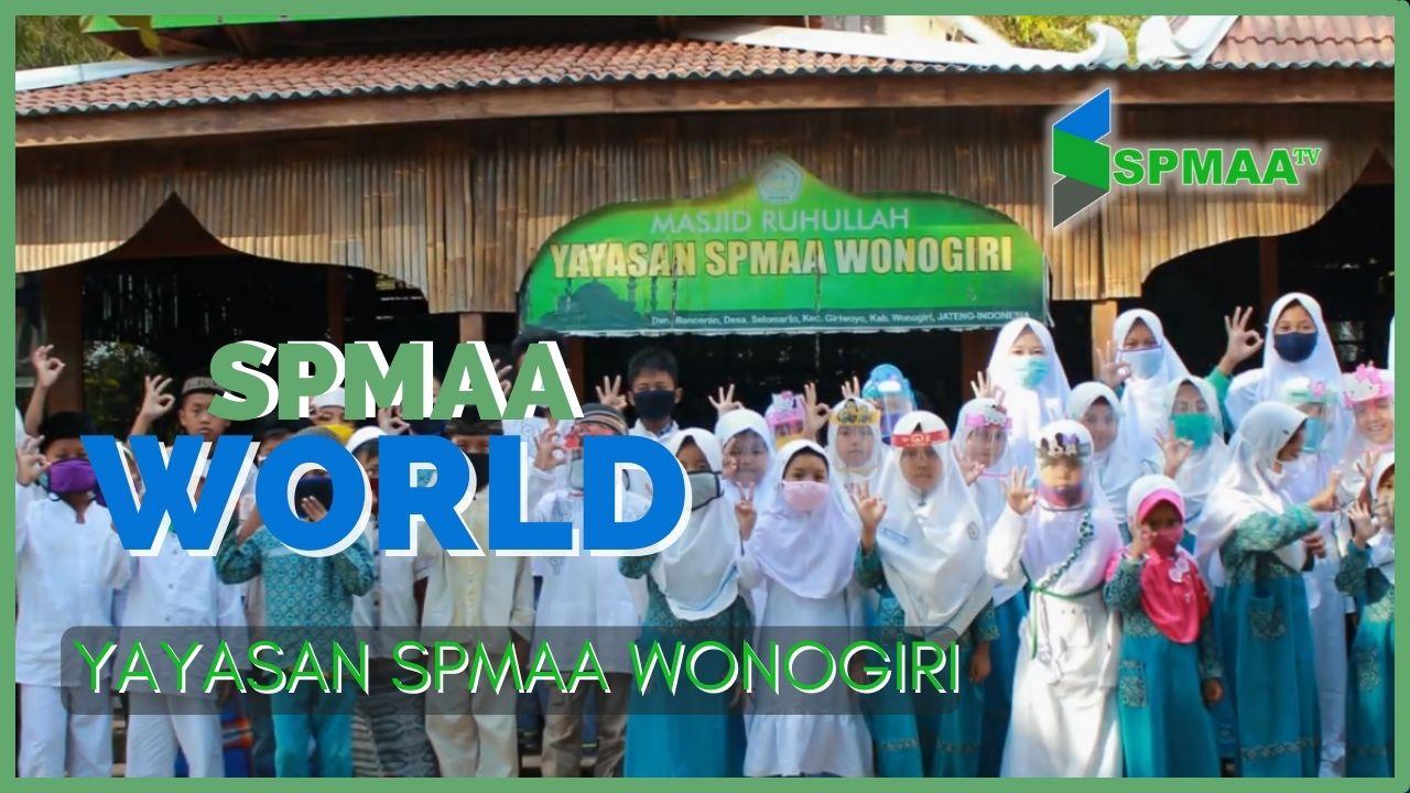 Profil Cabang – Yayasan SPMAA WONOGIRI