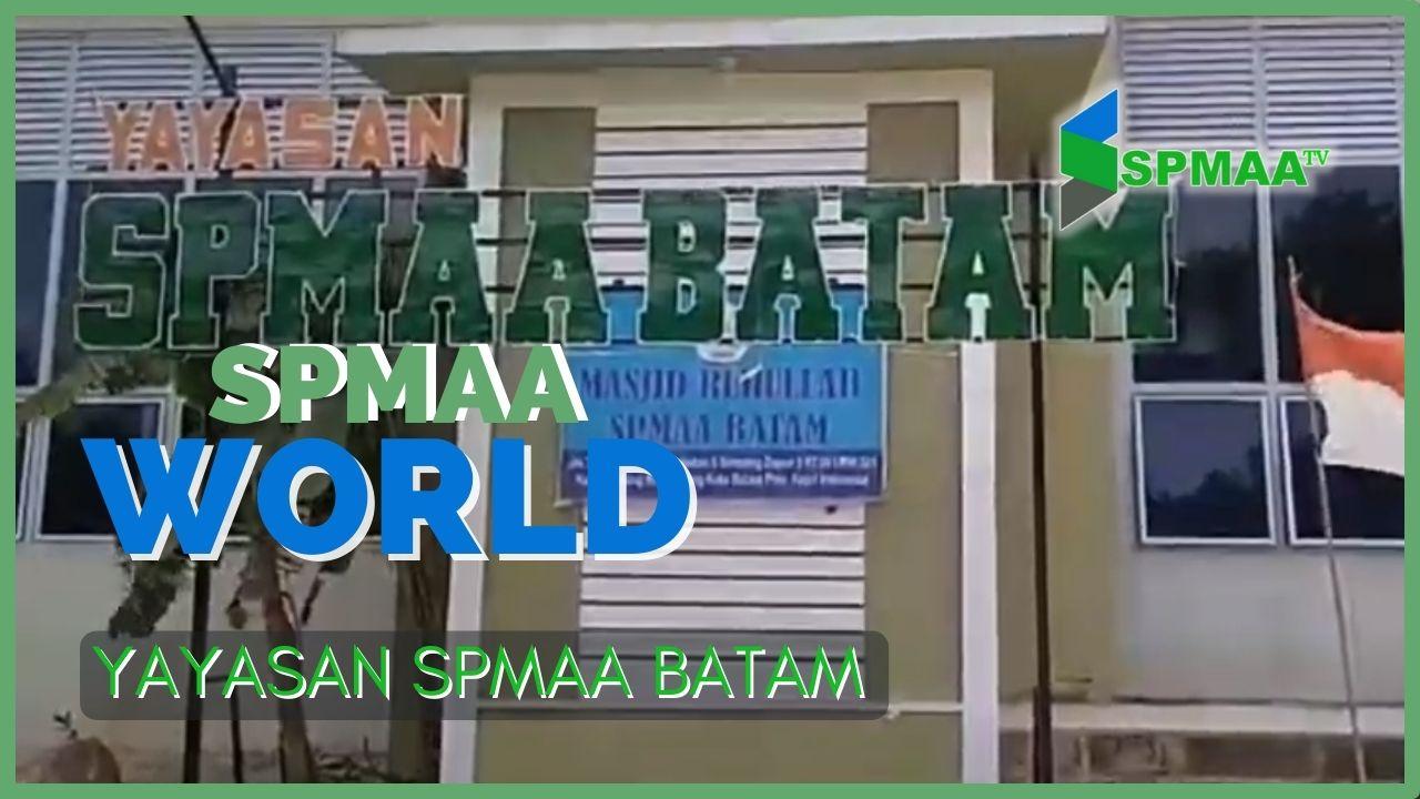 Yayasan SPMAA BATAM – Profil Cabang