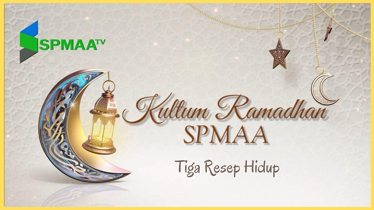 "Day 3 Kultum Ramadhan – ""3 Resep Hidup"" bersama Gus Glory Islamic Muchtar"