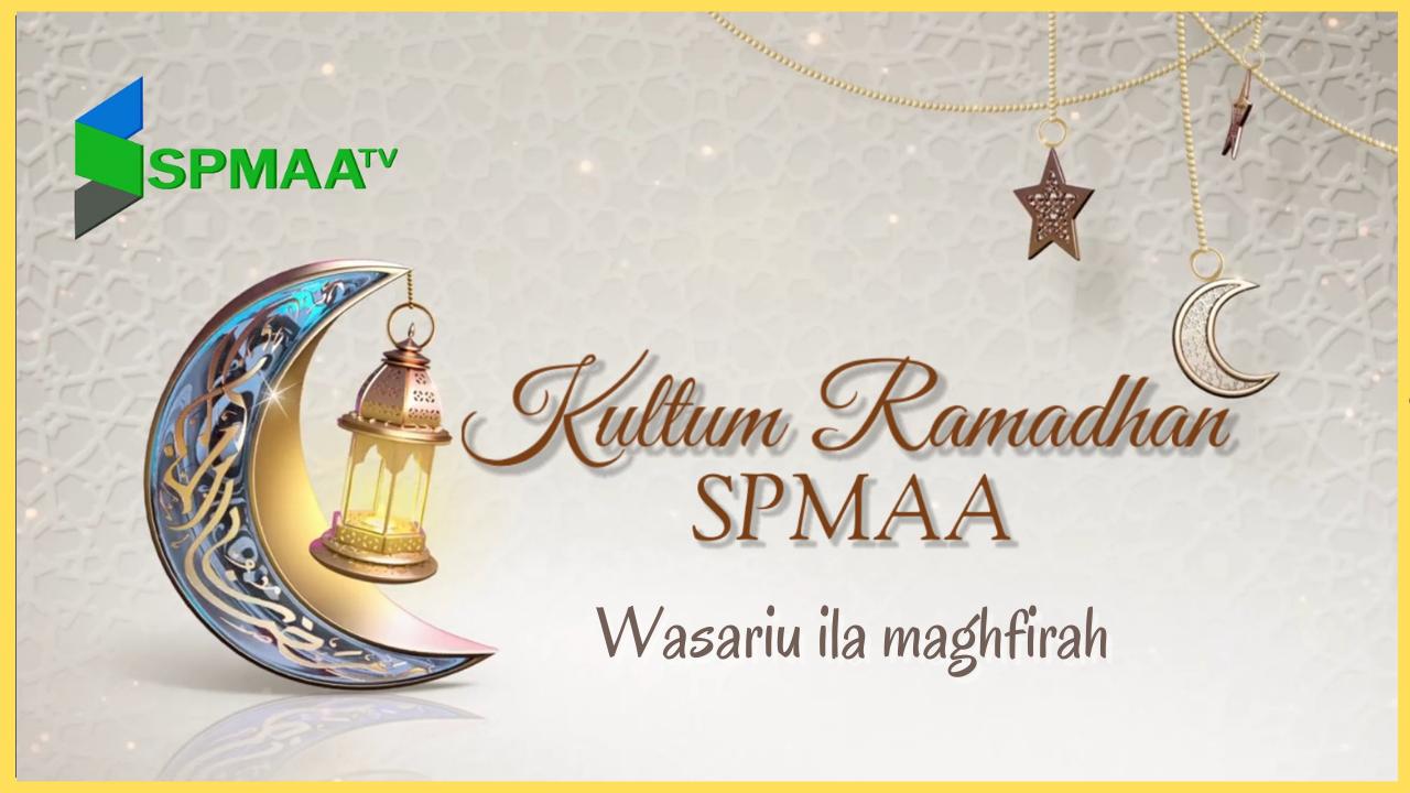 "Day 28 Kultum Ramadhan – ""Wasirau Ila Maghfirah"" bersama Ibu Guru Hj. Masyrifah"
