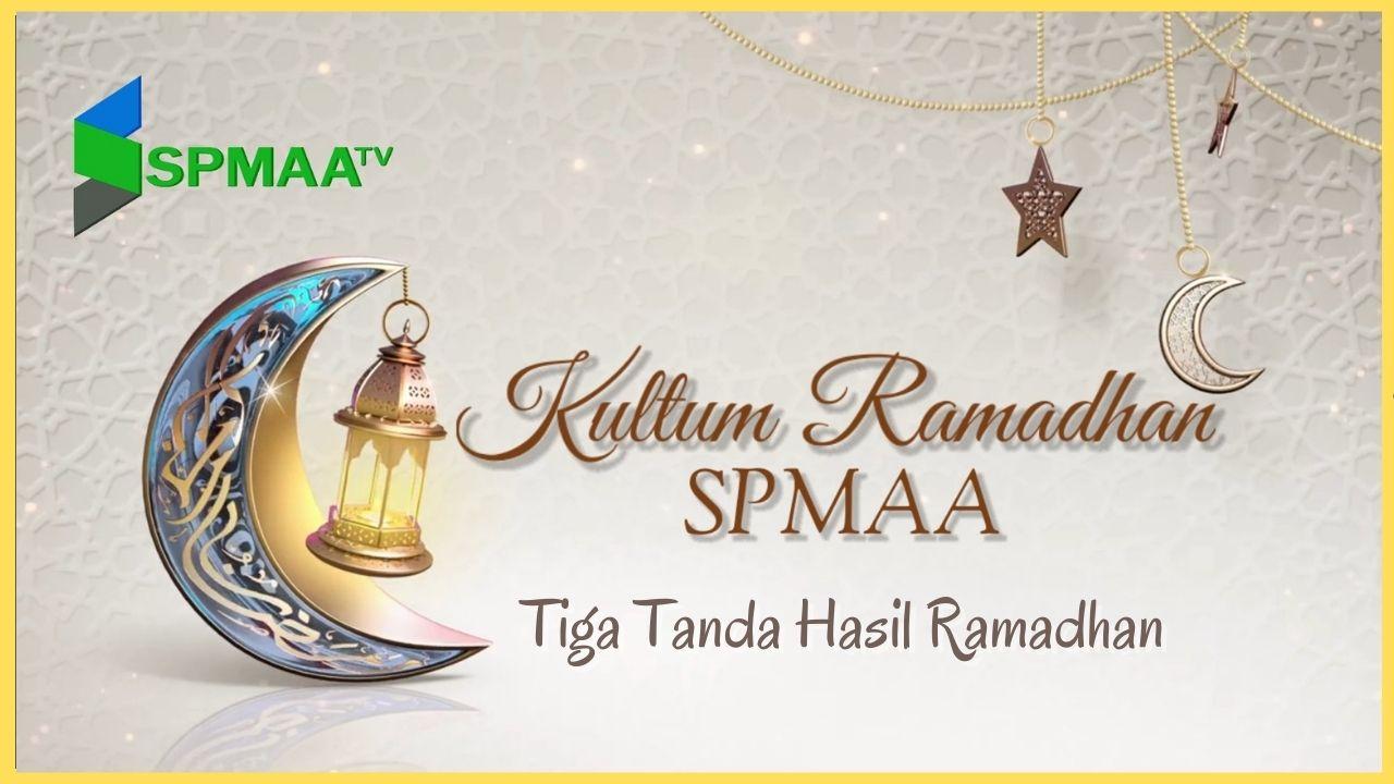 "Day 25 Kultum Ramadhan – ""Tiga Tanda Hasil Ramadhan"" bersama Gus Ashabun Na'im"